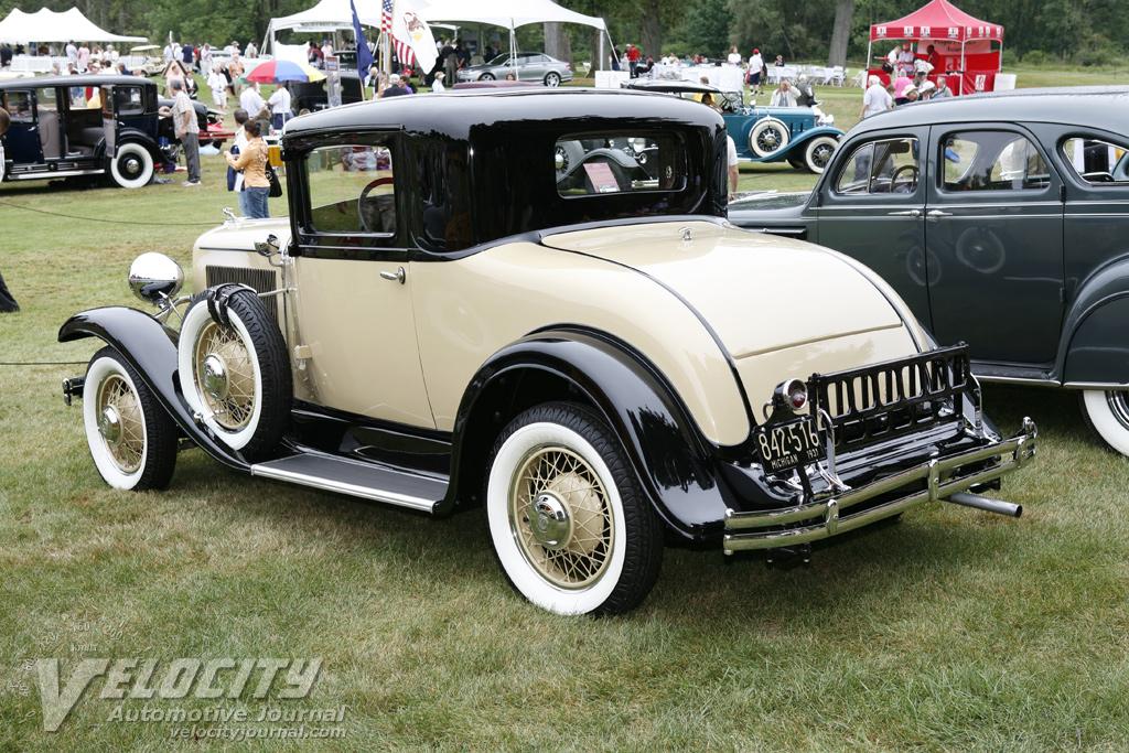 1931 Chrysler Series 70 Royal Coupe