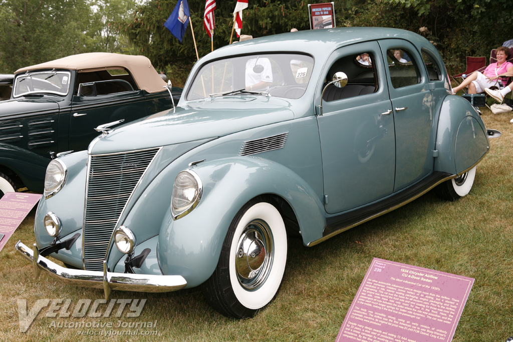 1937 Lincoln Zephyr Model HB 730 Sedan