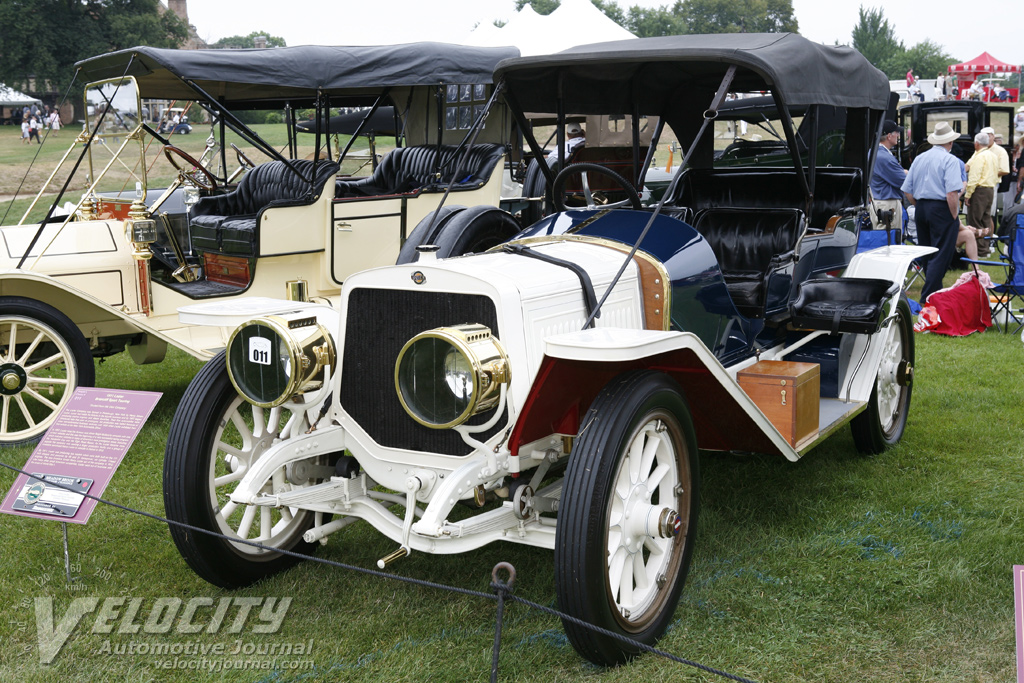 1911 Lozier Briarwood Sport Touring