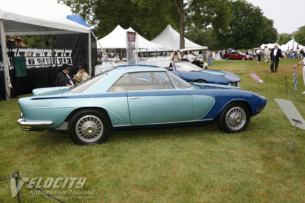 1958 Nardi Blue Ray II Coupe