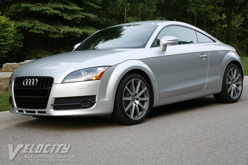 Picture Of 2008 Audi Tt Coupe