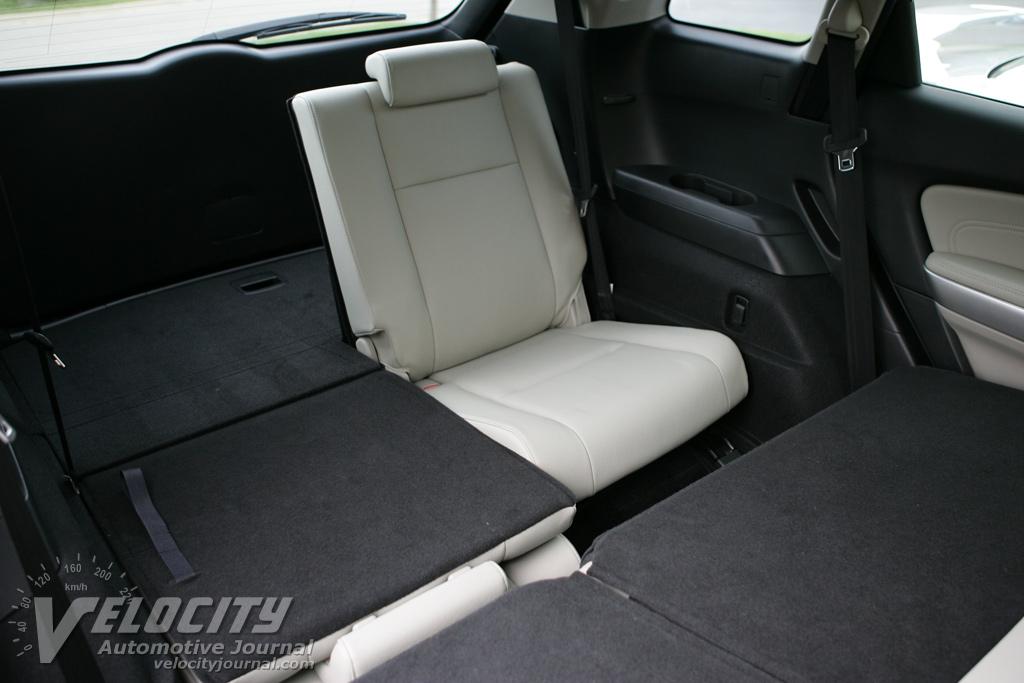 2007 Mazda CX-9 Interior