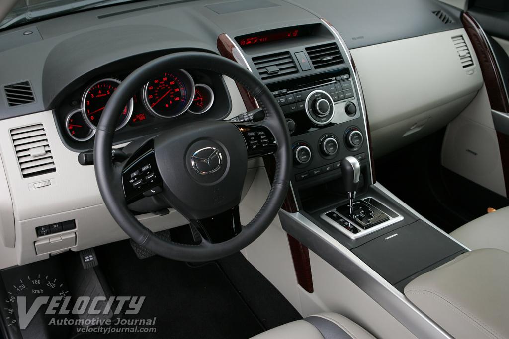 2007 Mazda CX-9 Instrumentation