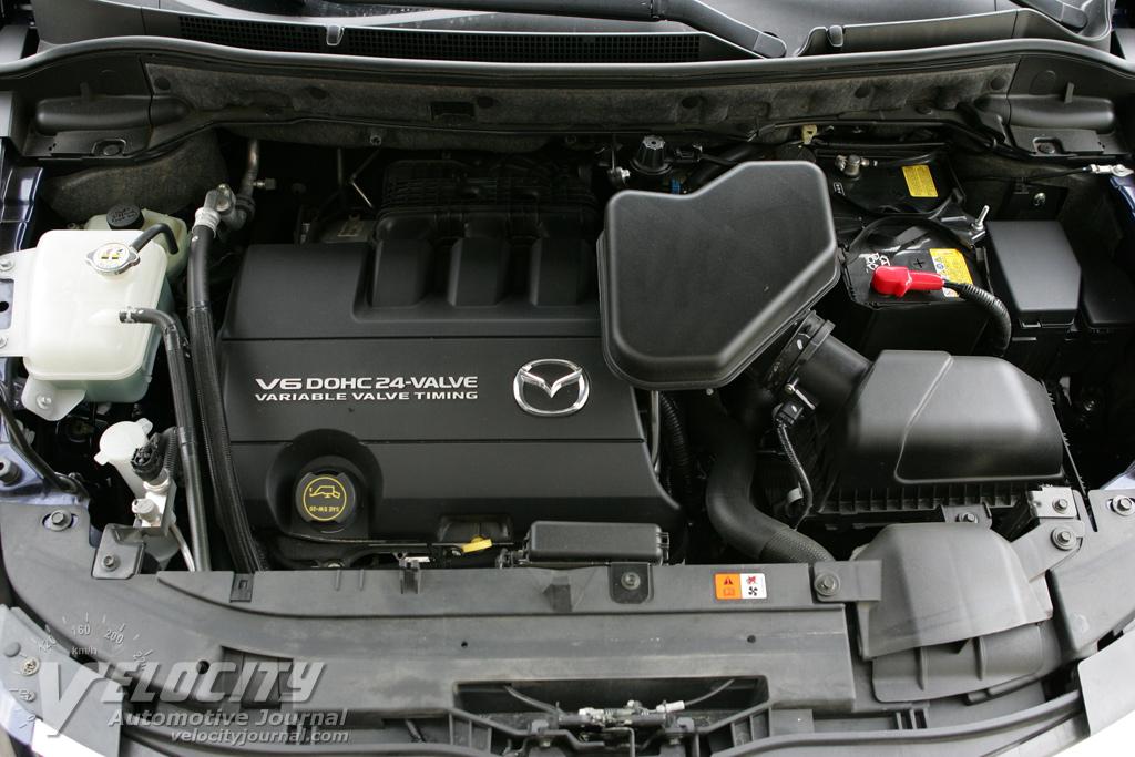 2007 Mazda CX-9 Engine