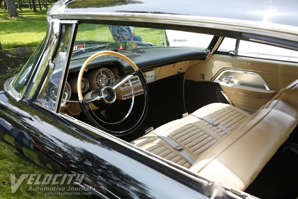 1957 Chrysler 300C Interior