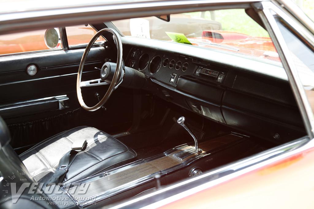 1969 Dodge Charger Daytona Interior