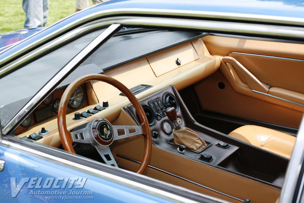 1976 Lamborghini Jarama Pictures