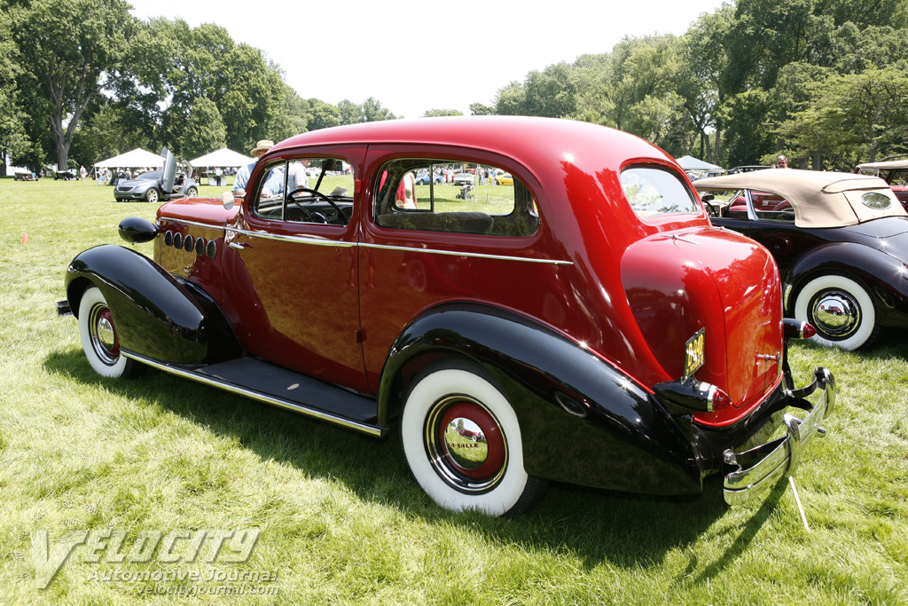 1935 LaSalle 5011 Touring Coupe