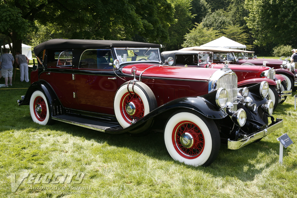 1932 Pierce-Arrow Pierce-Arrow