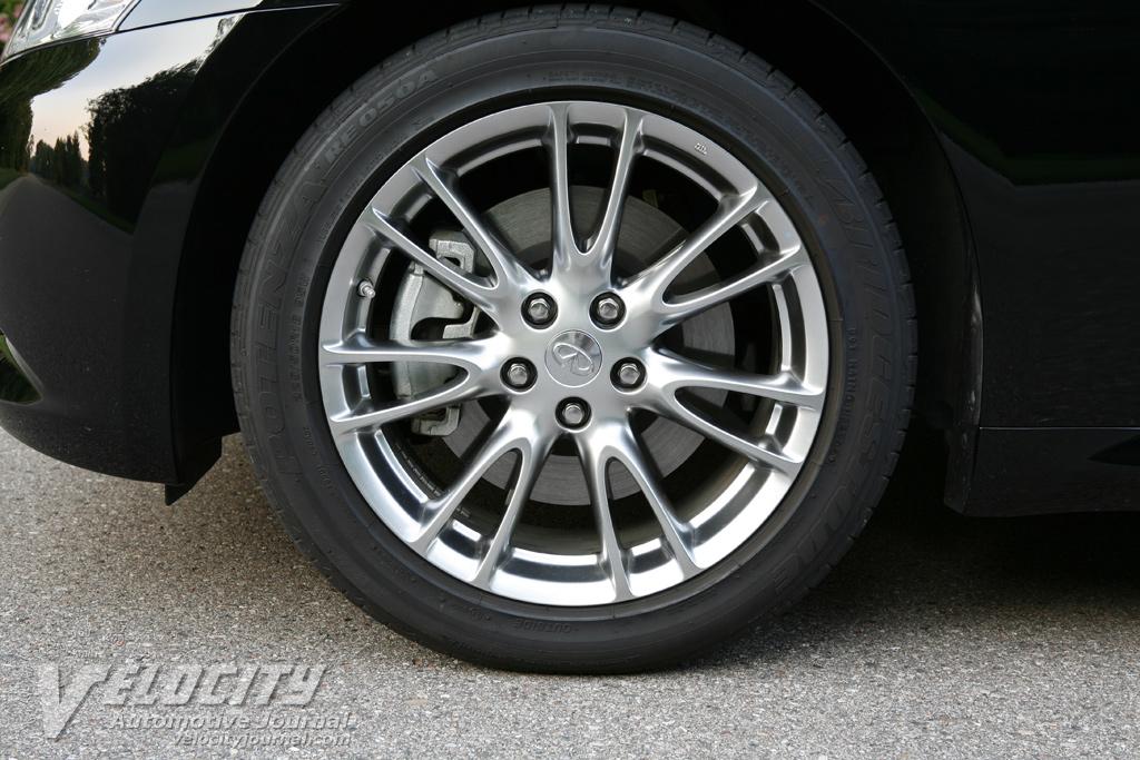 2007 Infiniti G Sedan Wheel