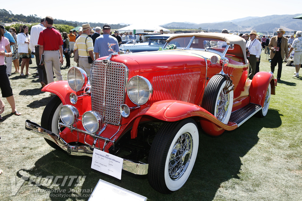 1933 Auburn 12-161A Speedster