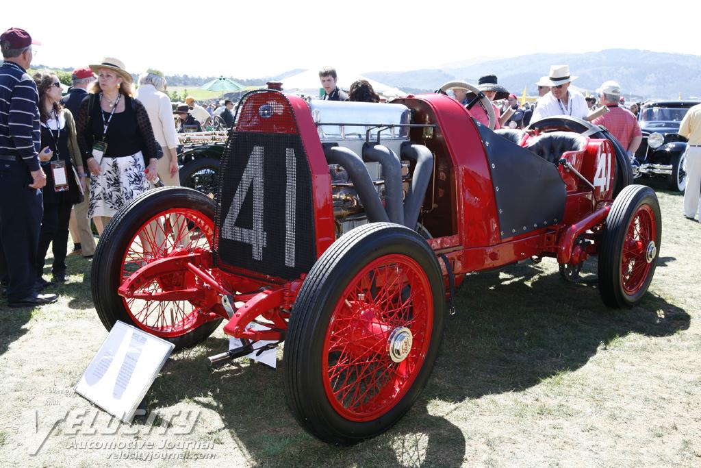 1904 Fiat 75 Alessio Racer