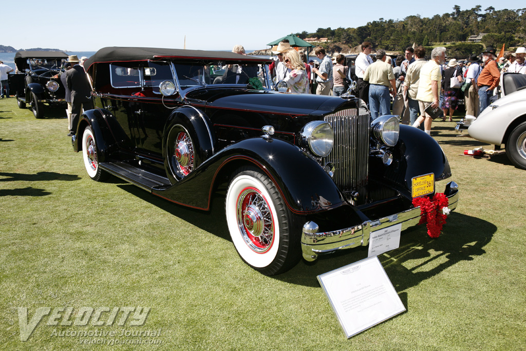 1934 Packard 1107 Phantom