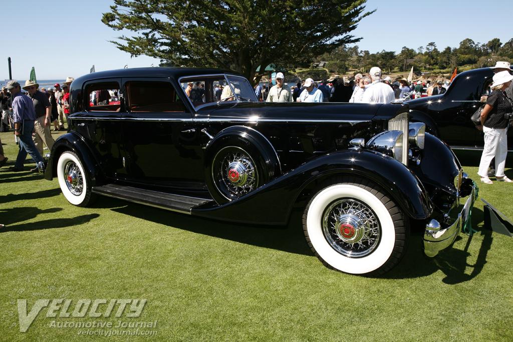 1934 Packard 1108 Sport Sedan