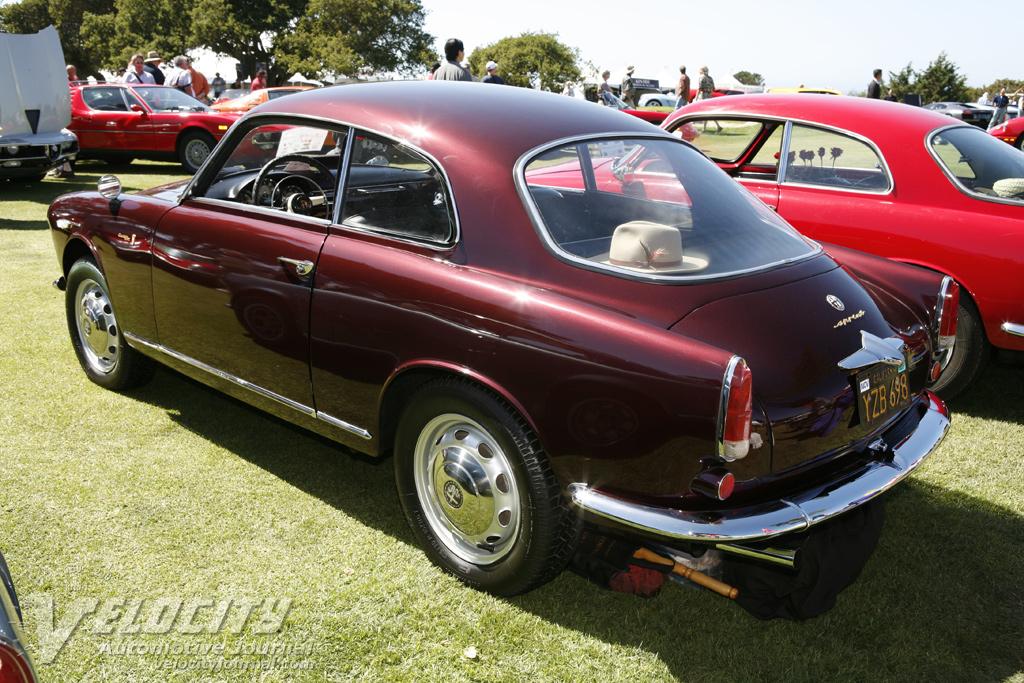 1960 Alfa Romeo Giulietta Sport