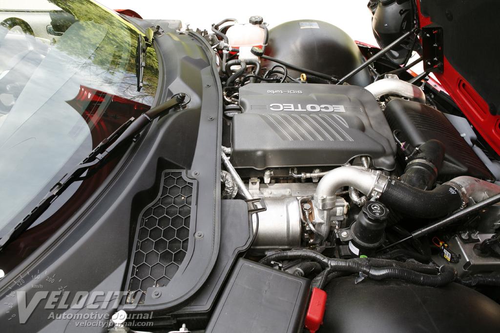 2007 Pontiac Solstice Engine
