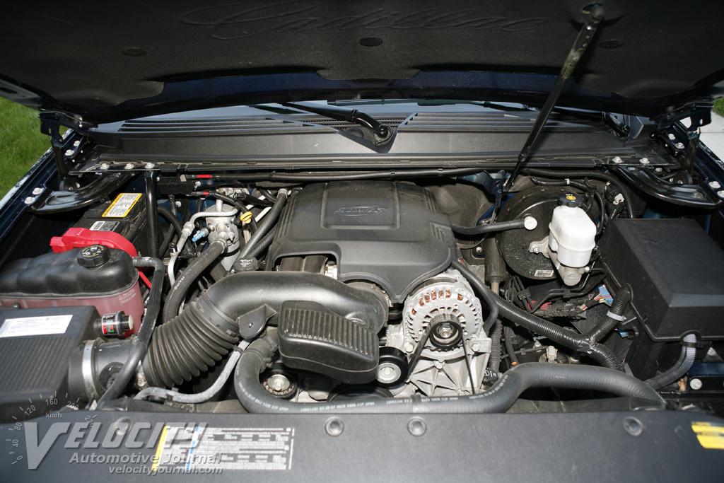 2007 Cadillac Escalade Engine