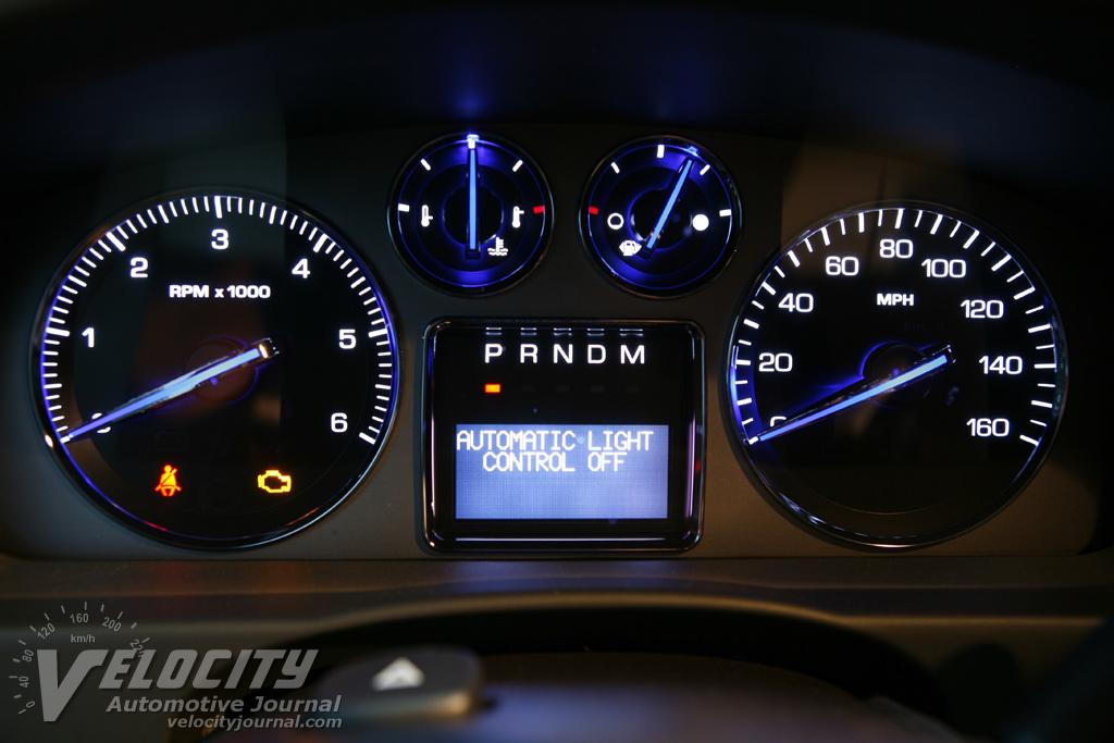 2007 Cadillac Escalade Instrumentation