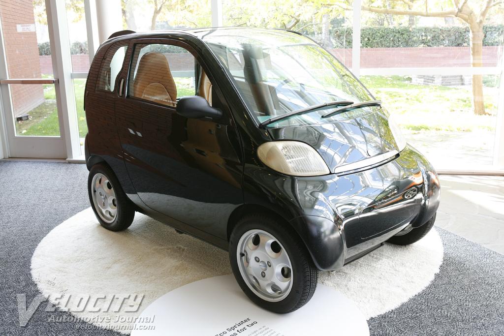 1993 Smart Eco Sprinter