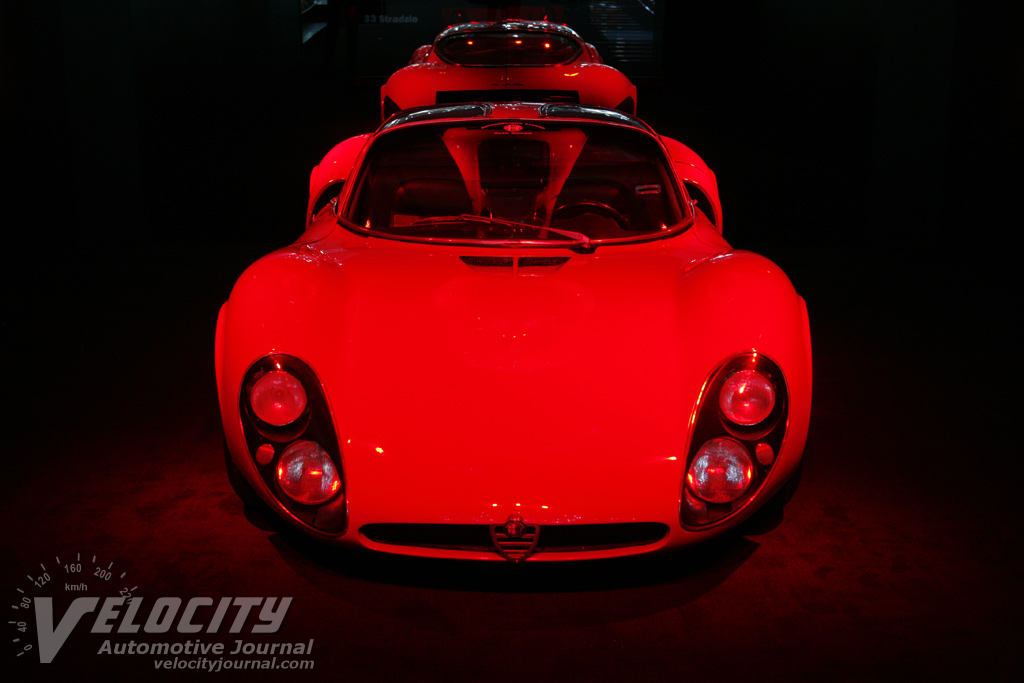 1967 Alfa Romeo 33-2 Stradale