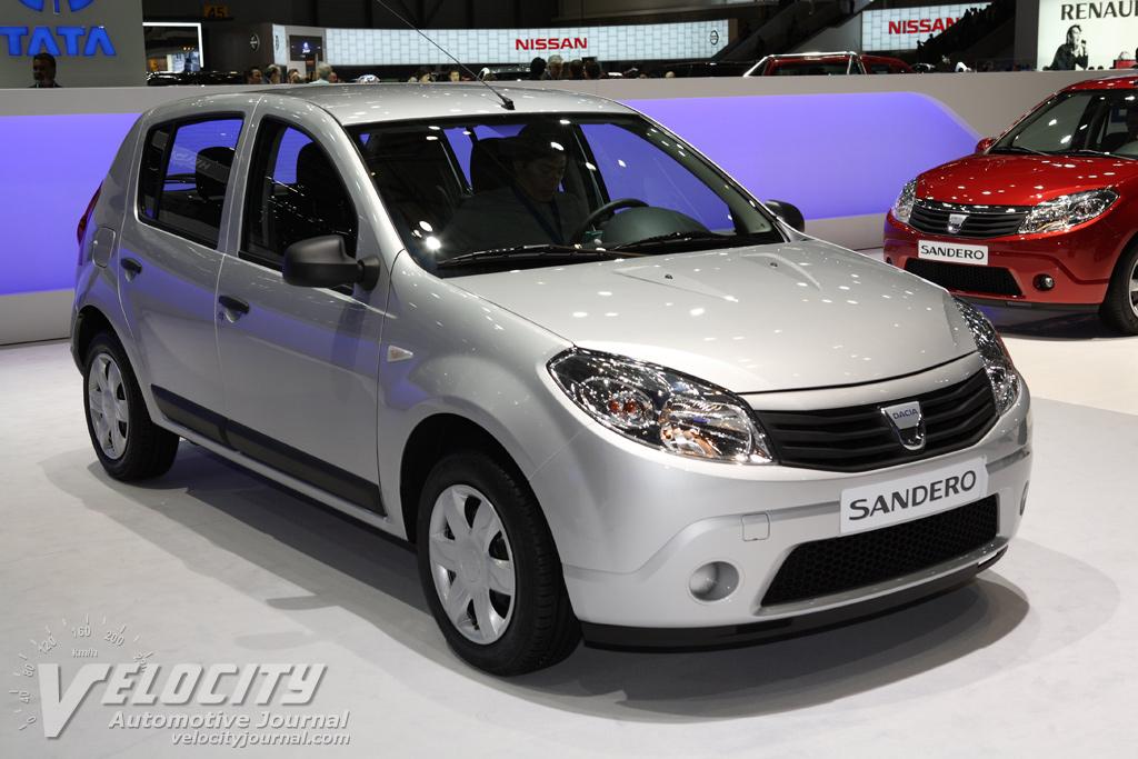 2008 Dacia Sandero