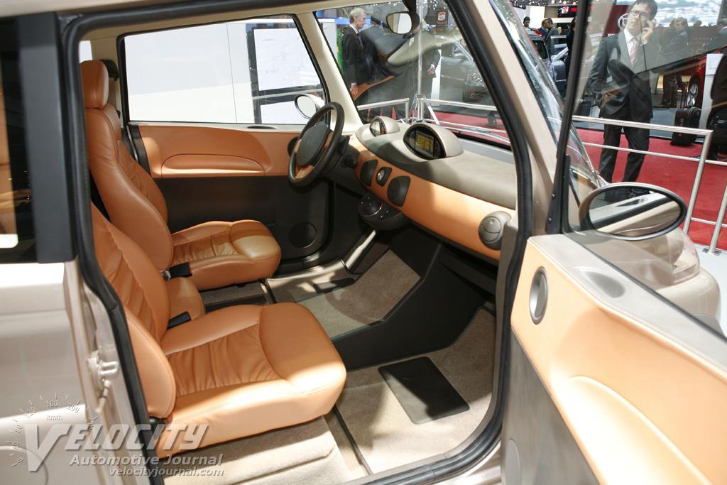 2008 Espace X80 Interior