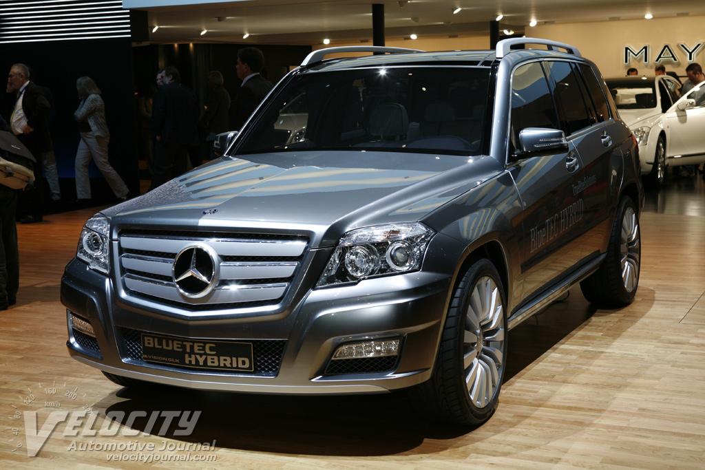 2008 Mercedes Benz Vision Glk Bluetec Hybrid