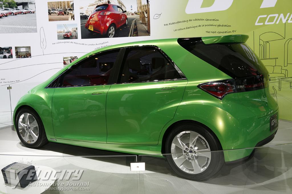 2007 Subaru G4e Pictures