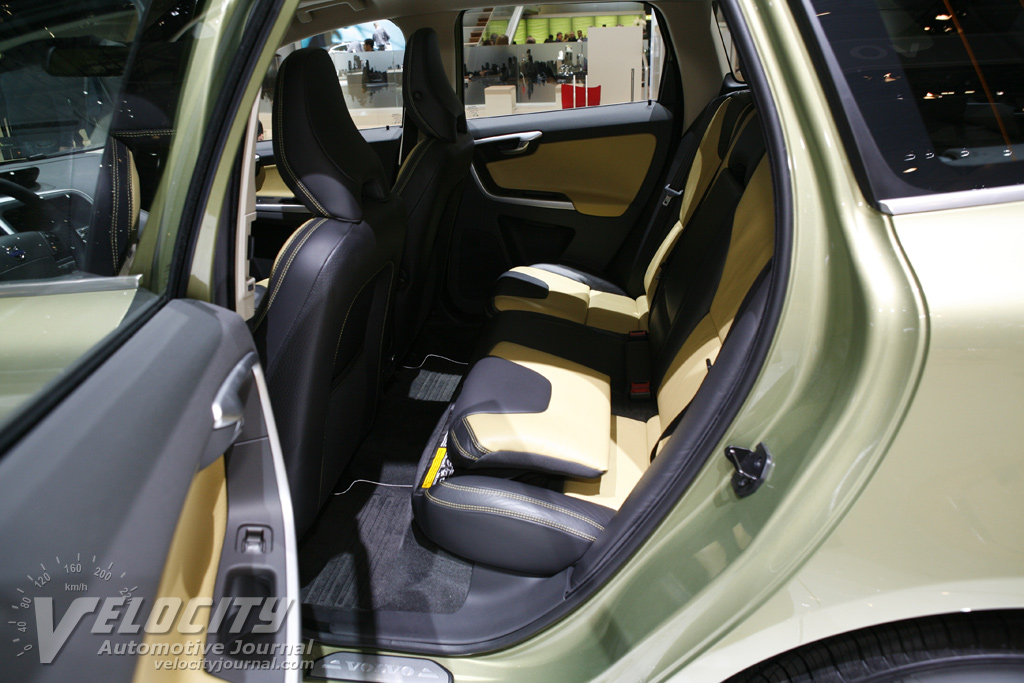 2009 Volvo XC60 Interior