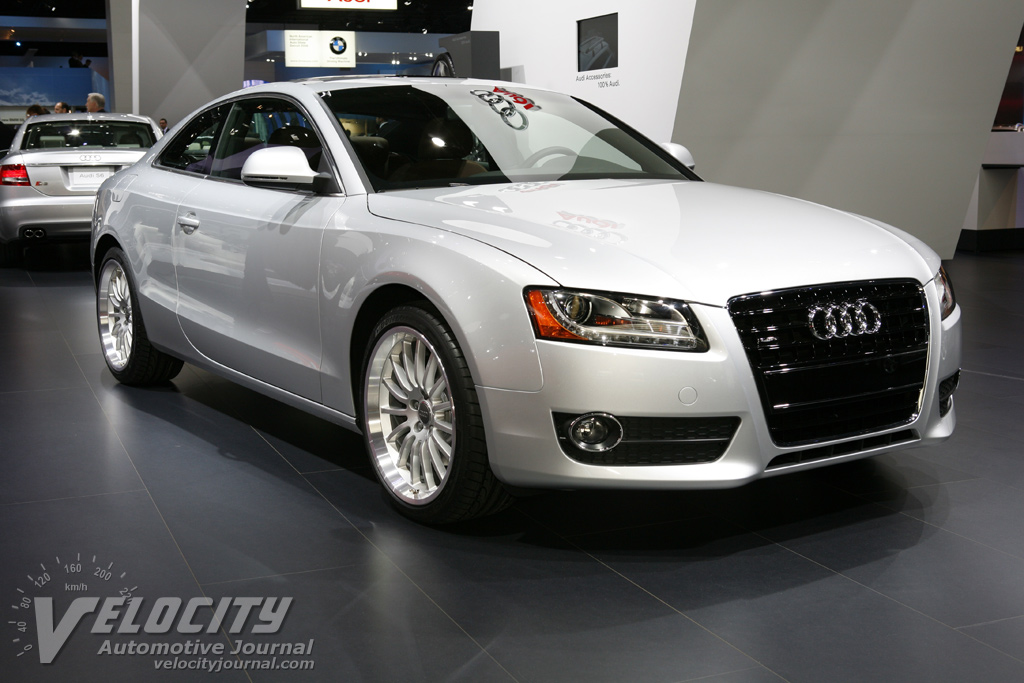 2008 Audi A5 coupe
