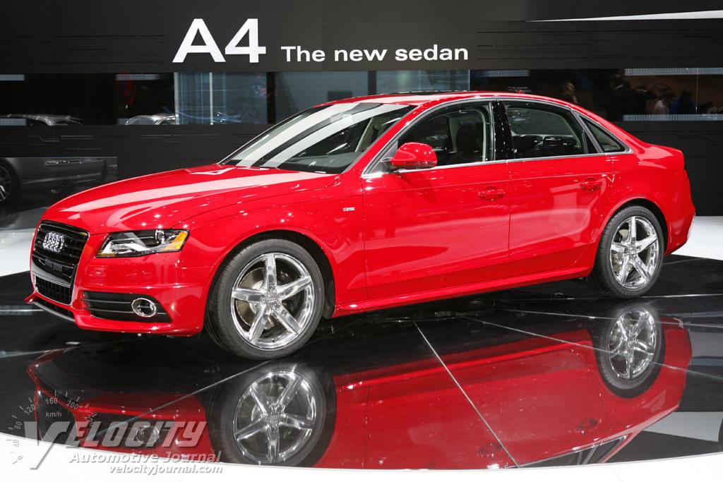 2009 Audi A4 Sedan