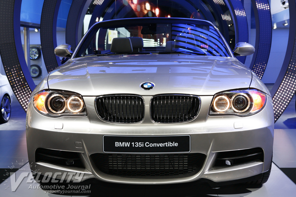 2008 BMW 1-Series 135i Convertible