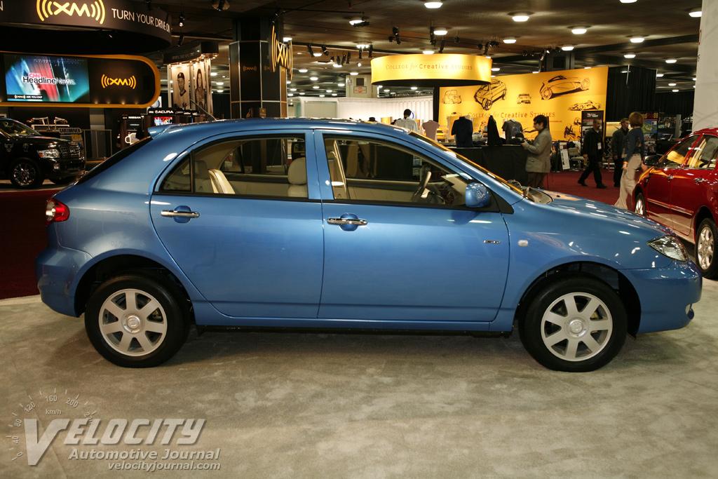2008 BYD Auto F3R