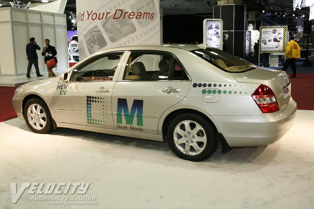 2008 BYD Auto F6DM