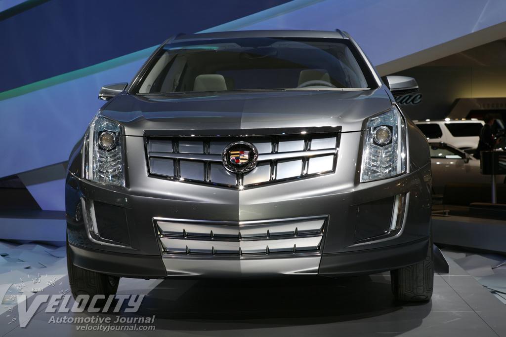 2008 Cadillac Provoq