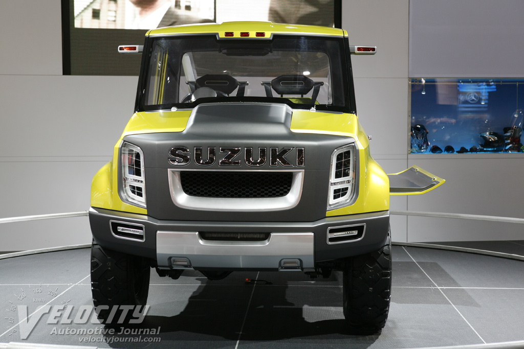 2007 Suzuki X-HEAD