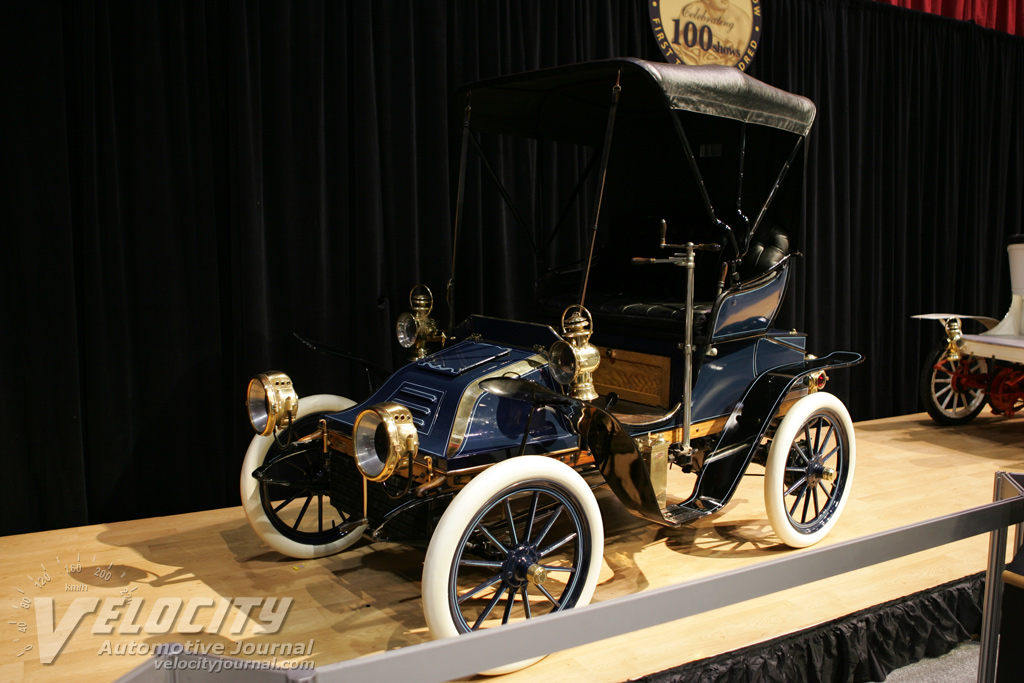 1904 Autocar runabout