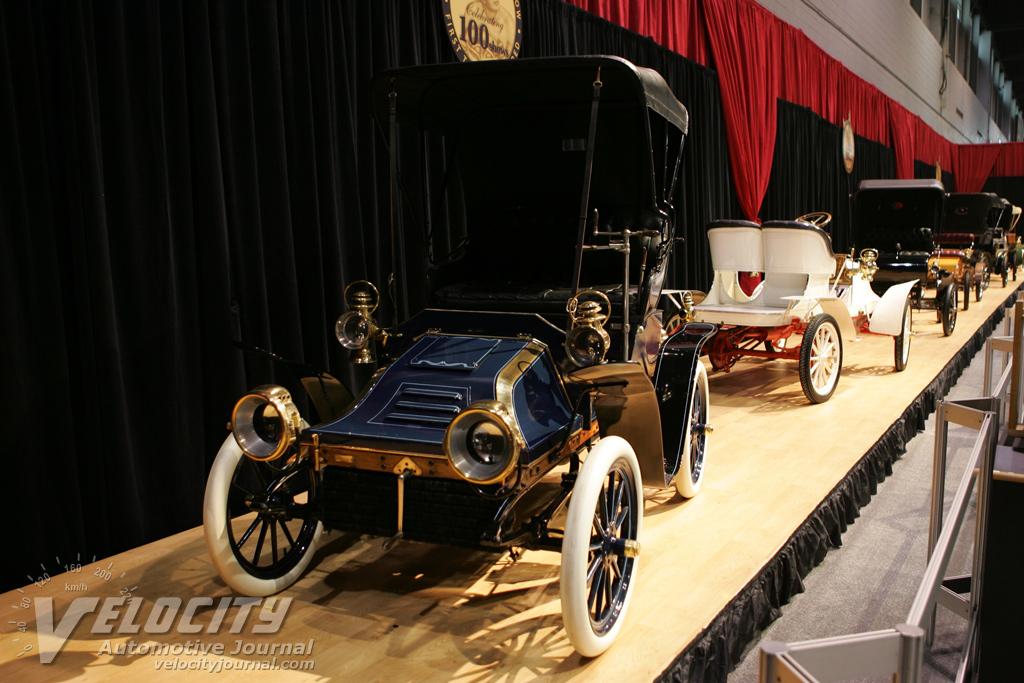1904 Autocar runabout