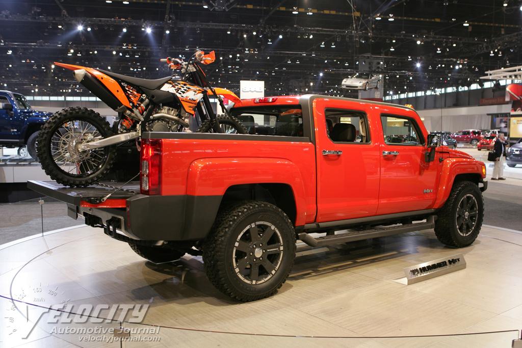 2009 Hummer H3 T