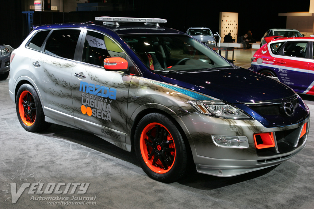 2007 Mazda CX-9 Pace Car of the Future