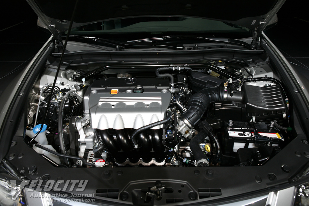 2009 Acura TSX Engine