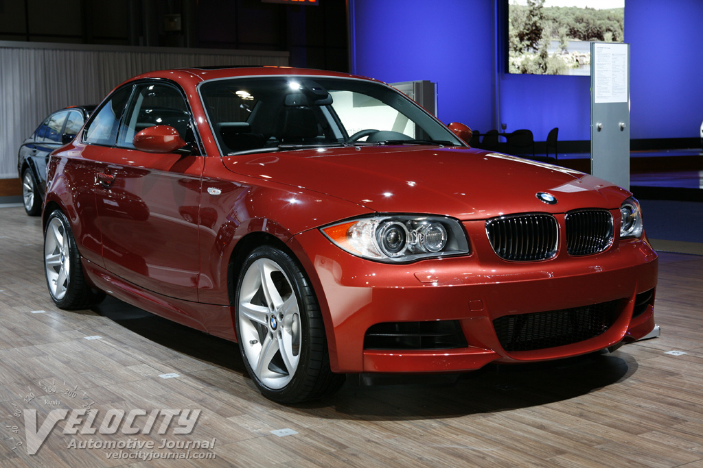 2008 BMW 1-Series Coupe
