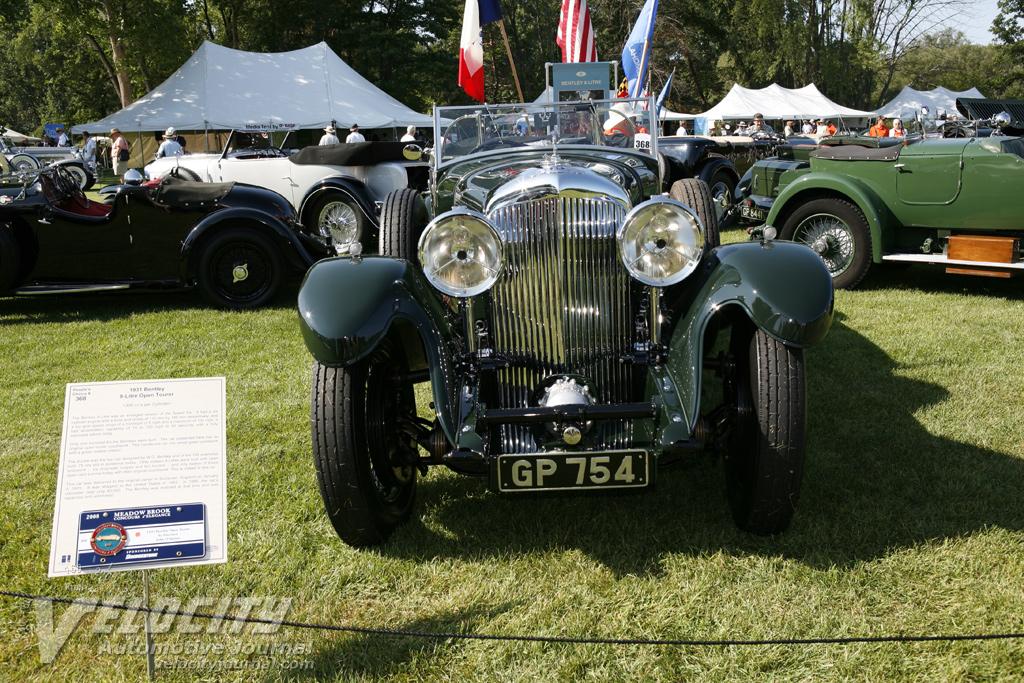 1931 Bentley 8-litre Open Tourer by Harrison