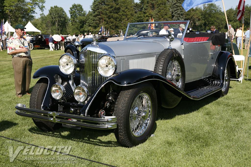 1931 Bentley 8-litre Victoria by Murphy