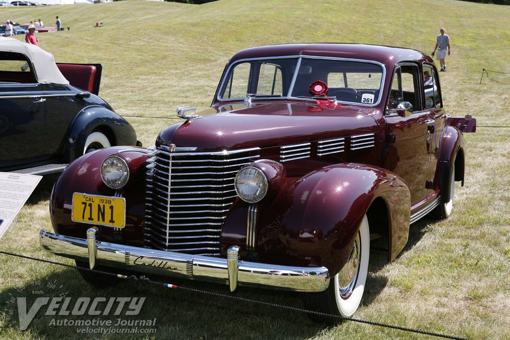 1938 Cadillac Series 60 Special Sedan