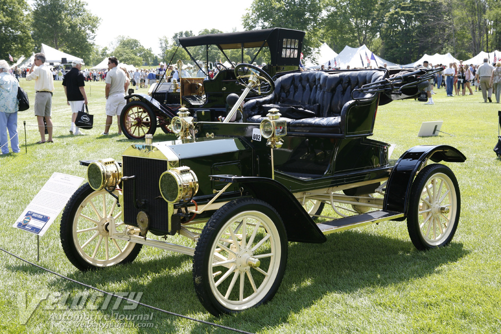 1907 Ford Model S Runabout