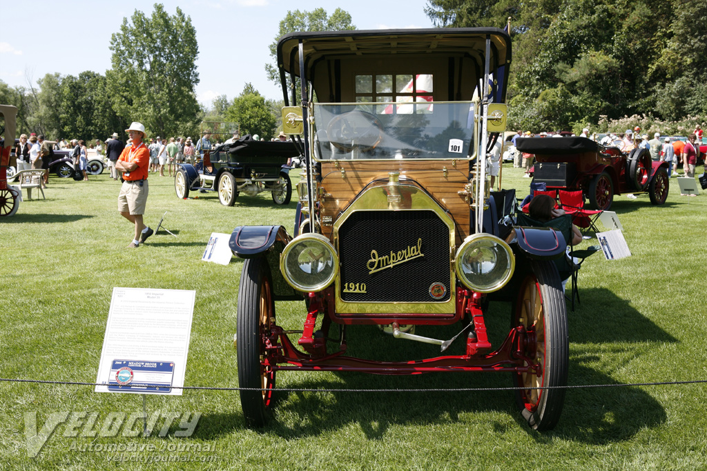 1910 Imperial Model 35 5P Touring