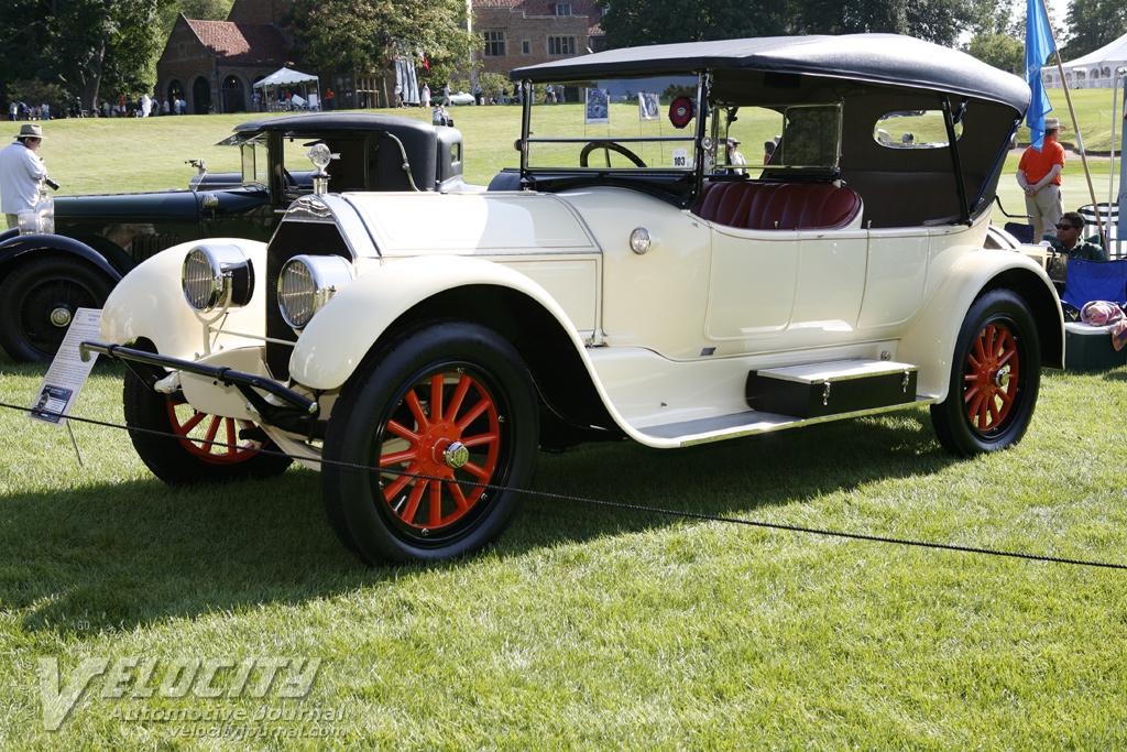 1917 Pierce-Arrow Model 48 B