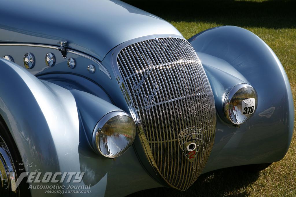 1938 Peugeot 402 Darl'mat Roadster
