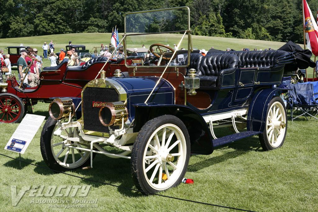 1906 Pierce-Racine Model D